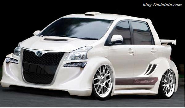 45 Modifikasi Mobil Avanza Veloz Putih Hitam Silver - Otodrift