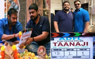 #instamag-ajay-devgn-starts-shooting-for-taanaji-biopic
