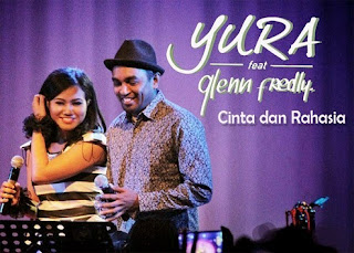 Chord Yura Yunita - Cinta Dan Rahasia ft Glenn Fredly Paling Mudah