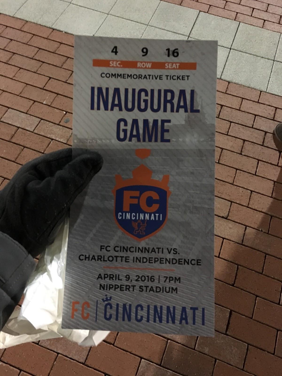 Cincy Fan Zone My Fc Cincinnati Experience