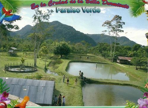 Centro Turístico Paraiso Verde Aserradero