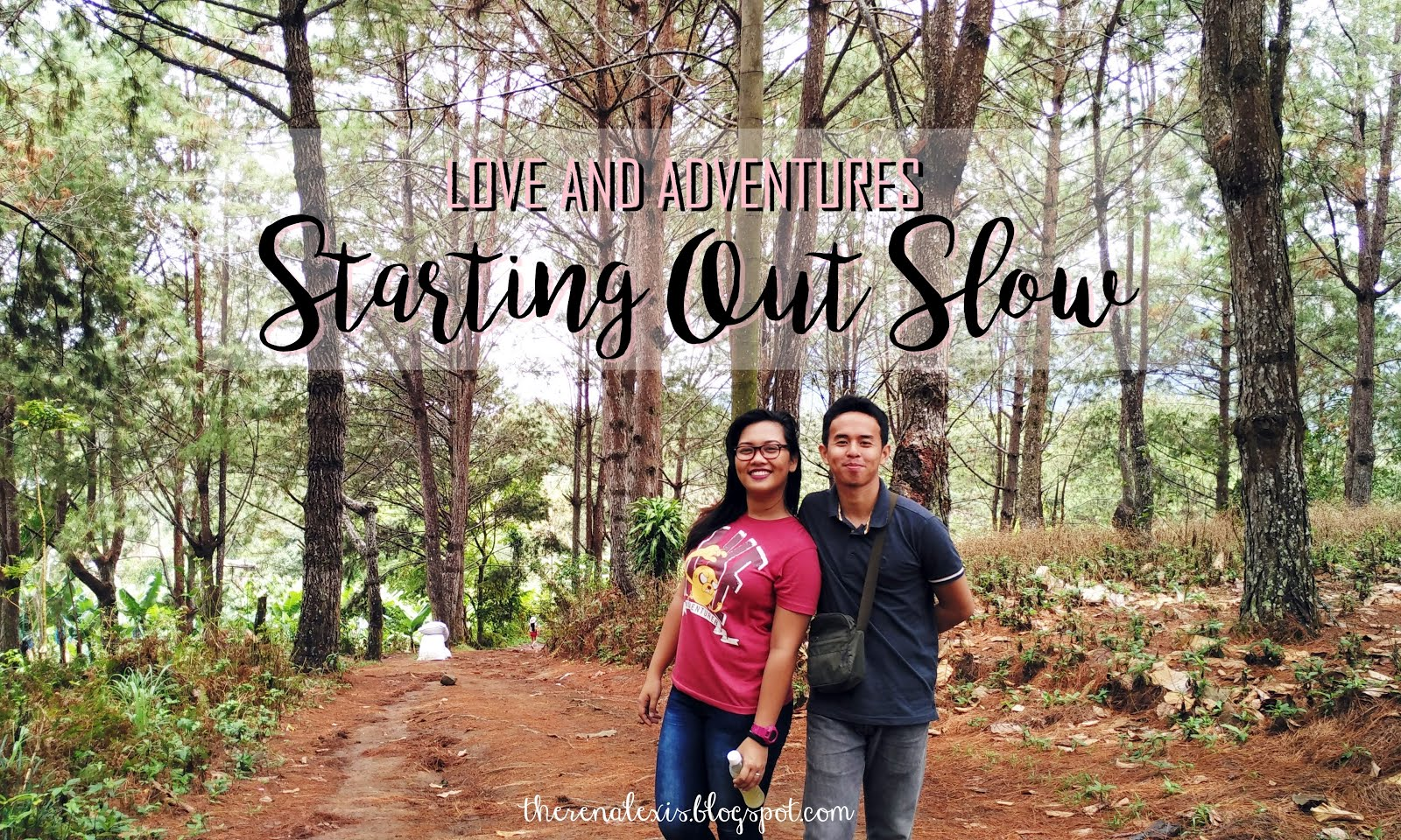 Read about the start of a love story that has been through a lot since 2014...