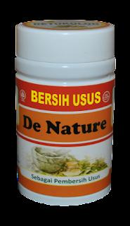 Obat Herbal Bersih Usus De Nature Indonesia