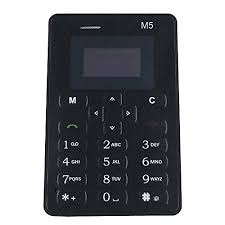 Black Card Phone