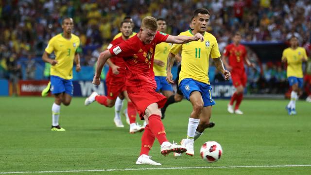 ملخص وأهداف مباراة البرازيل وبلجيكا 2-1 اليوم في كأس العالم روسيا 2018