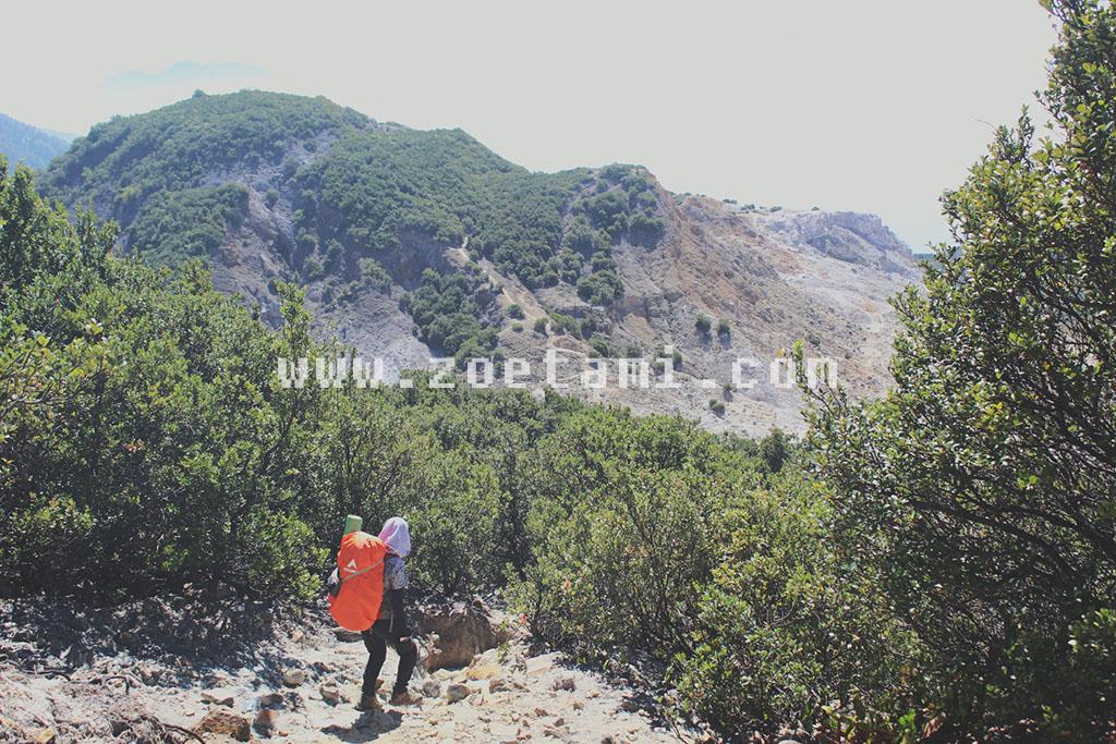 Biaya Pendakian Gunung Papandayan