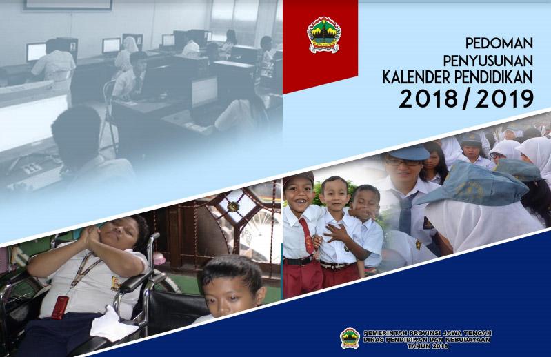 ingin memperlihatkan gosip mengenai buku pedoman yg dikeluarkan oleh pemerintah propins Download Buku Pedoman Penyusunan Kalender Pendidikan 2018/2017 Propinsi Jateng