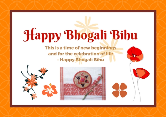 Download Best Bhogali Bihu Wish Pics for Whatsapp