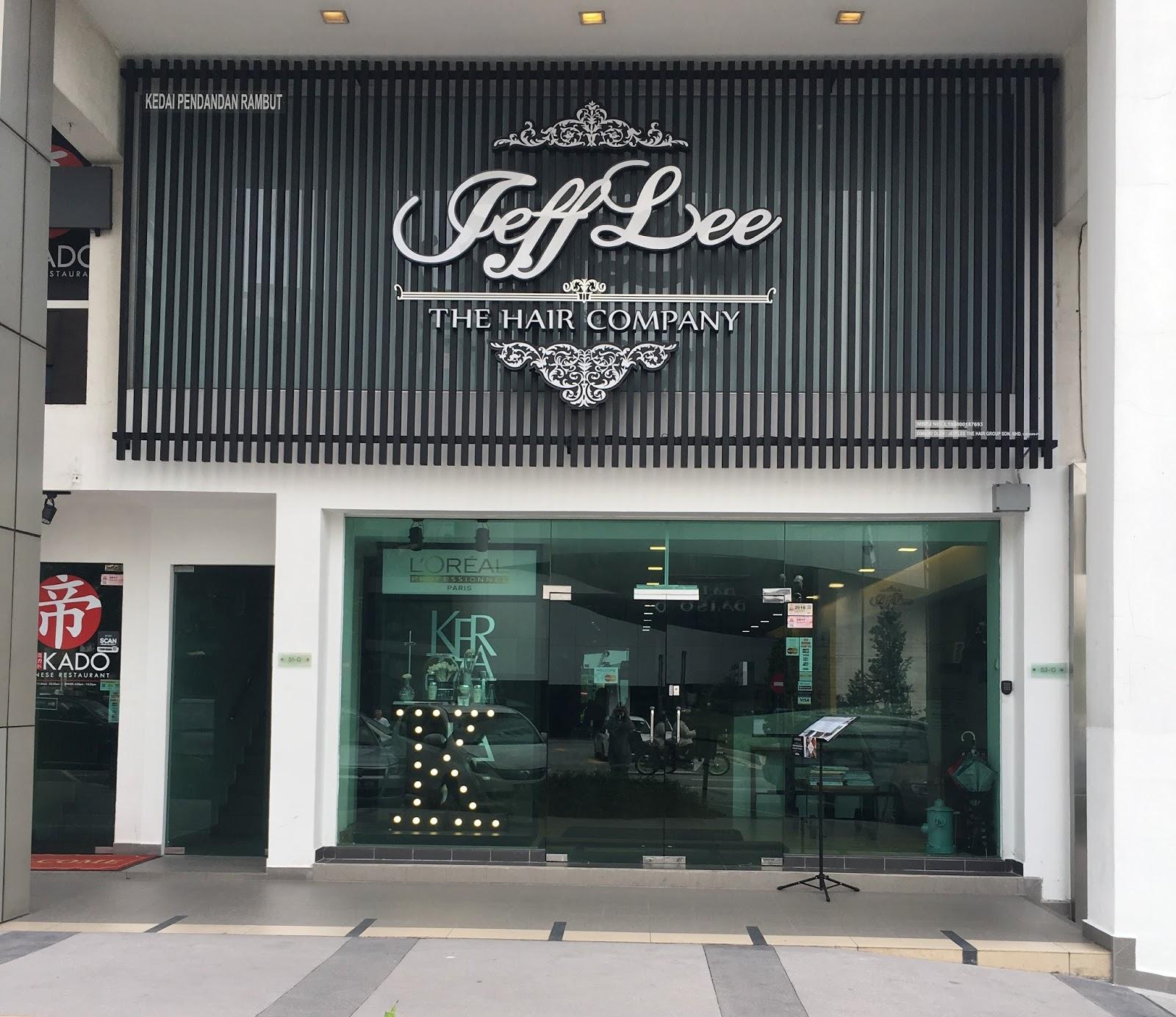 Grace myu malaysia beauty fashion lifestyle blogger for Hair salon companies