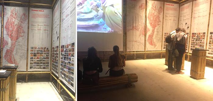 Valentina Vaguada: Bienal Arquitectura Venecia, Venice Biennale of architecture, kumbh mela, urbanismo
