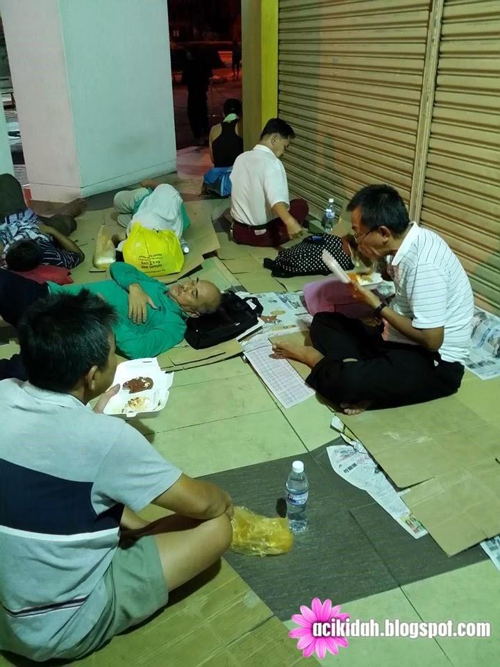 Gelandangan / Homeless