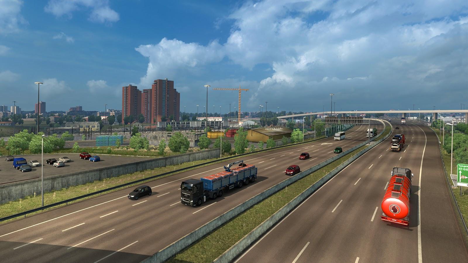 Notícia - Disponível a Versão 1 30 Beta na Steam!   Blog Euro Truck