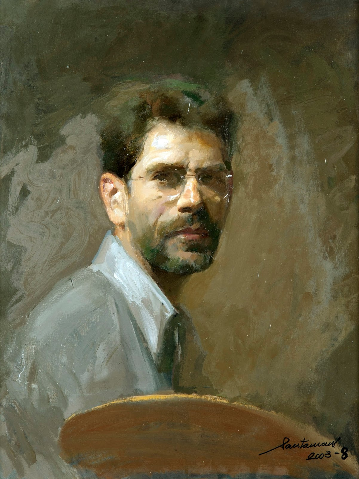 Pintores Valencianos: Felipe Santamans