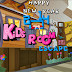 Happy New Year 2014 Kids Room Escape