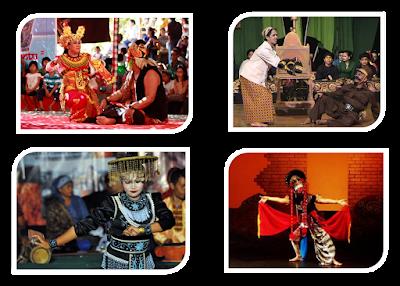 Jenis-Jenis Teater Indodnesia