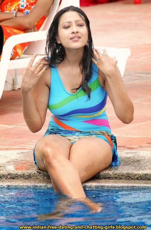 Hot indian young girl madalsa sharma in swimming dress part 1