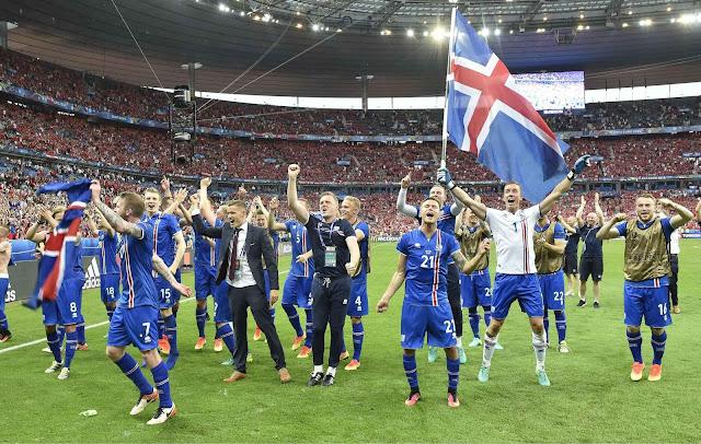 L'équipe islandaise parviendra-t-elle à se hisser plus haut que les huitièmes de finale ?