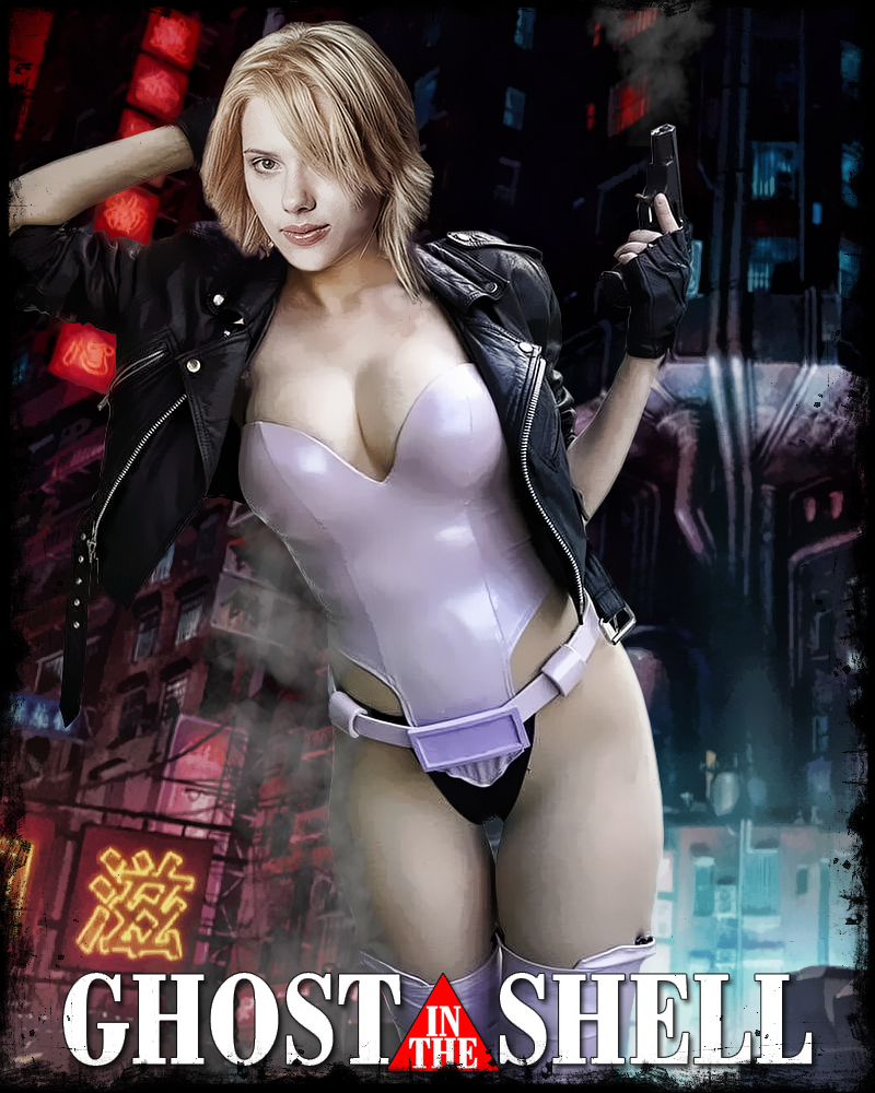 Scarlett Johansson plays existential robo-cop The Major / Motoko Kusanagi in the live-action adaptation of Mamoru Oshii's 1995 anime feature and Masamune Shirow's 1989 manga series.