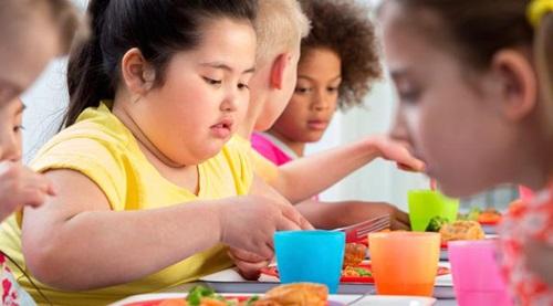 obesitas pada anak 5 tahun