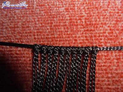 плетение браслета быстро и красиво