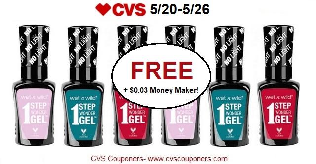 http://www.cvscouponers.com/2018/05/free-wet-n-wild-1-step-wonder-gel-nail.html