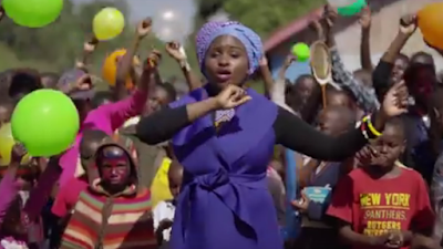 Video Mercy Masika - Upendo