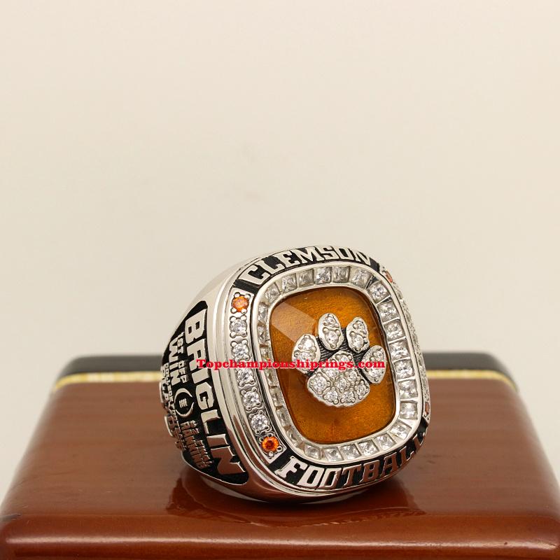 Tigers Bowl Topchampionshiprings.com: Clemson  2015 Orange