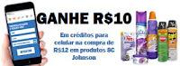 Promoção Recarga de Prêmio Johnson recargadepremio.com.br