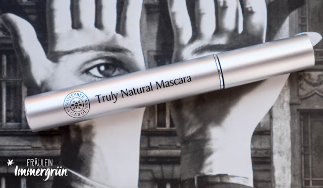 Honeybee Garden Truly Natural Mascara Black Magic