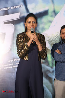 Dhruva Telugu Movie Trailer Launch Stills  0034