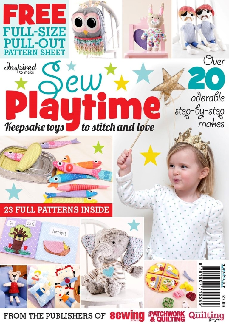 Sew Playtime Bookazine