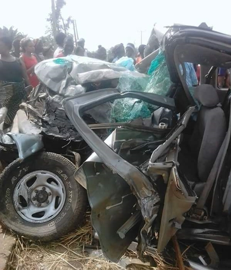 RIP! Nigerian Reverend Father Dies In Road Accident
