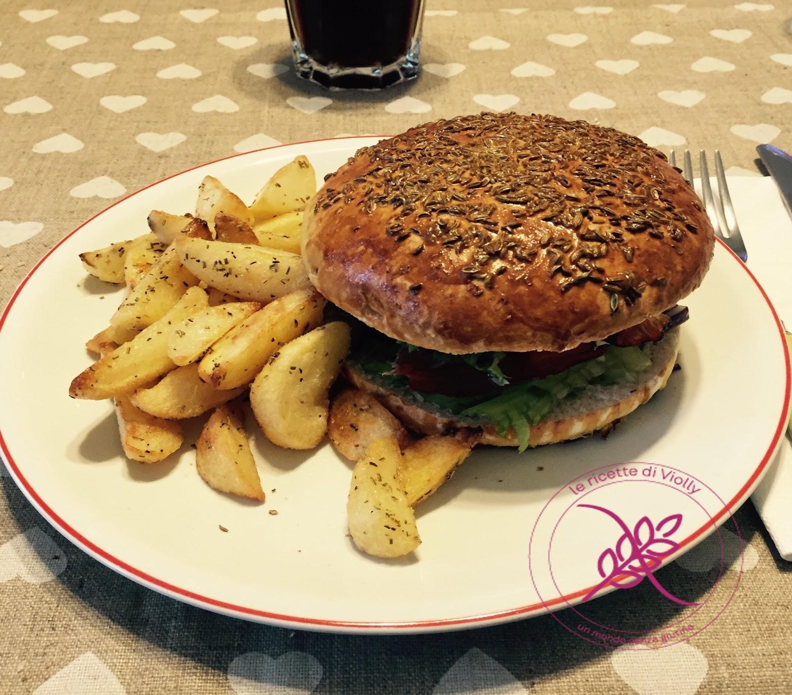 Le Ricette Di Violly: Panini Al Latte Per Super Hamburger