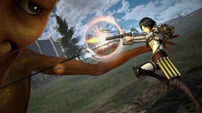 Attack On Titan 2 Final Battle Game Screenshot 12
