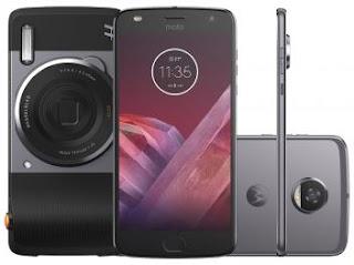 Dica de Compra: Motorola Moto Z2 Play Câmera - Hasselblad Zoom Edition 64GB Platinum Dual Chip