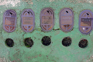 Water meters in Puriscal