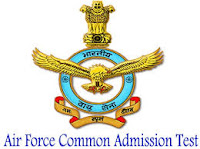 Commissioned Officer vacancy @ Indian Air Force AFCAT-02 / 2017