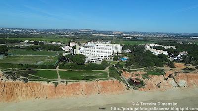 Praia da Falésia - Hotel Alfamar