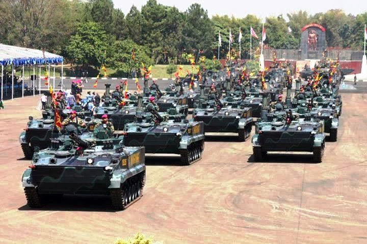 Gandeng Indonesia, Rusia Kembangkan Peluru Meriam BMP Terbaru