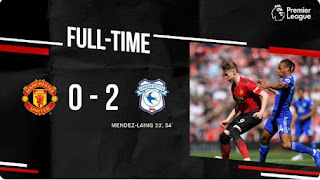 Manchester United vs Cardiff City 0-2 Highlights