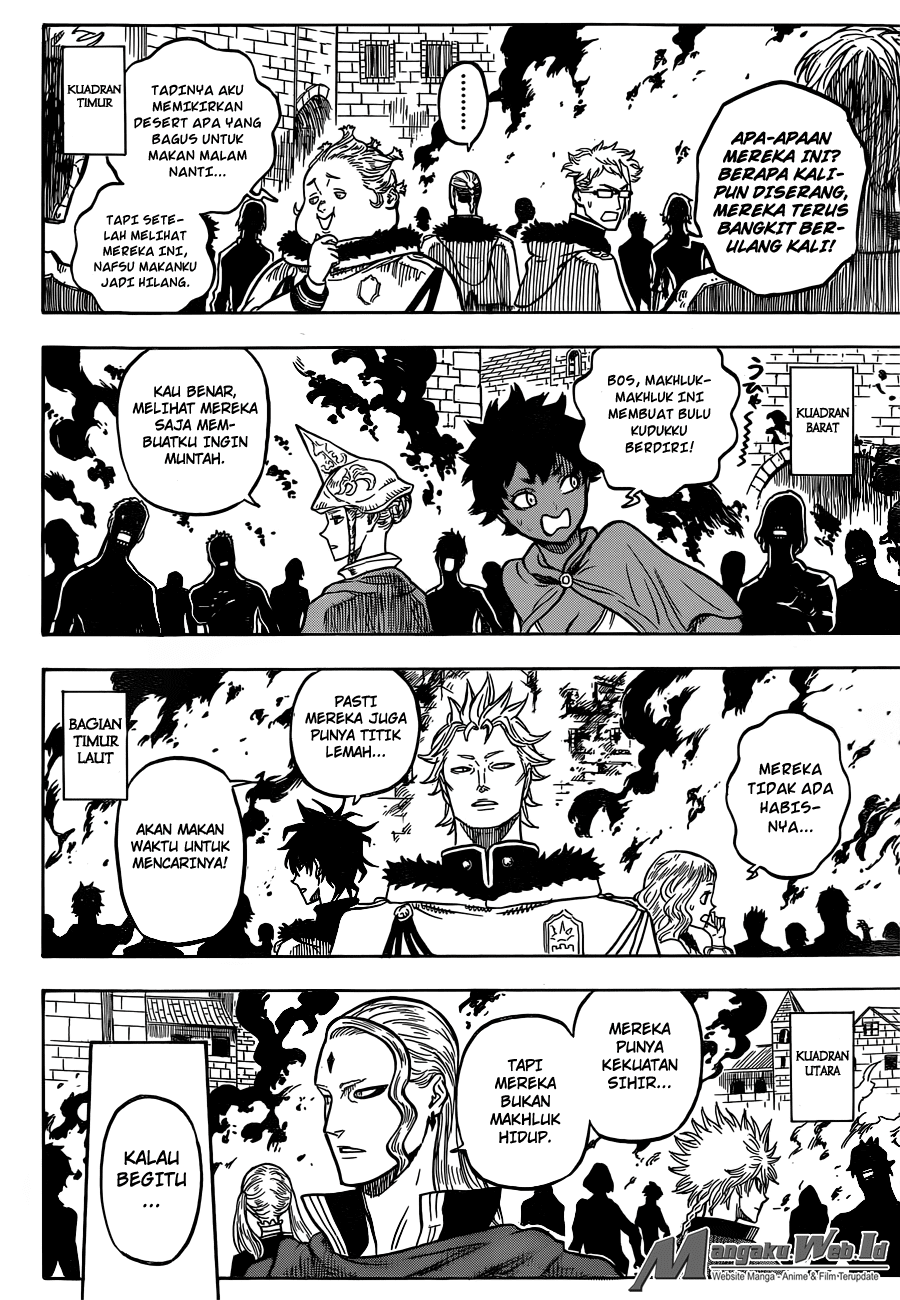Black Clover Chapter 26 Bahasa Indonesia
