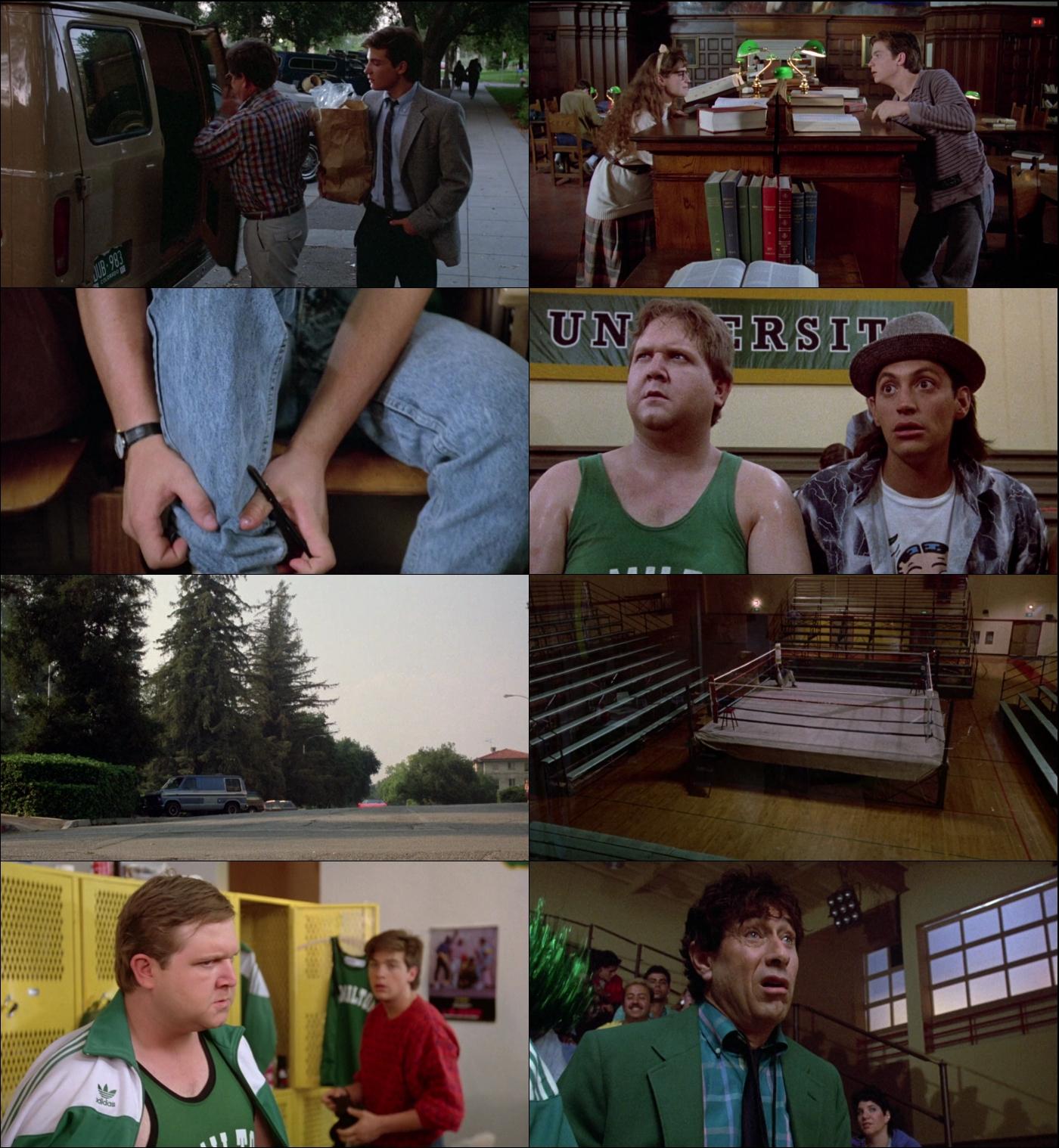 Teen Wolf 2 1080p Latino
