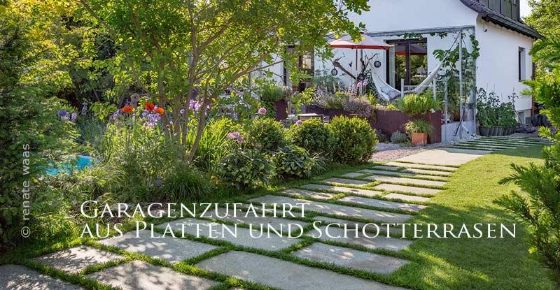 Gartenblog Geniesser-Garten : Garten neu gestalten - vorher ...