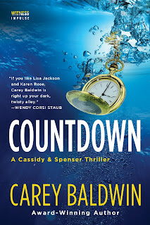 Book Showcase: Countdown by Carey Baldwin