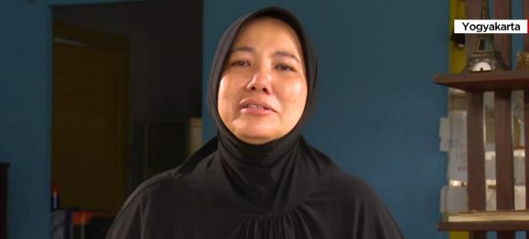 Sri Handayani, Ibu Syaits Asyam
