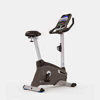 Nautilus U616 Upright Exercise Bike, review features compared with U618