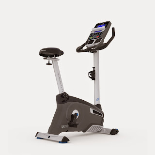 Nautilus U616 Upright Exercise Bike, image, review features & specifications plus compare with Nautilus U618