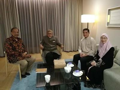 PAS Tidak Akan Jilat Kahaknya Kembali Selepas Tamat Tahaluf Siyasi Dengan Pakatan Harapan
