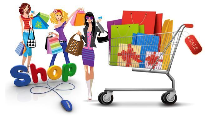 Ketagihan Belanja Online