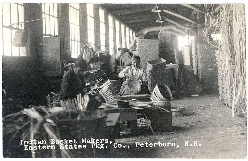 Basket Weaving Peterborough : Historic iroquois and wabanaki beadwork november